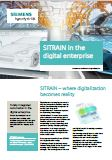 Image Flyer: SITRAIN - where digitalization becomes reality